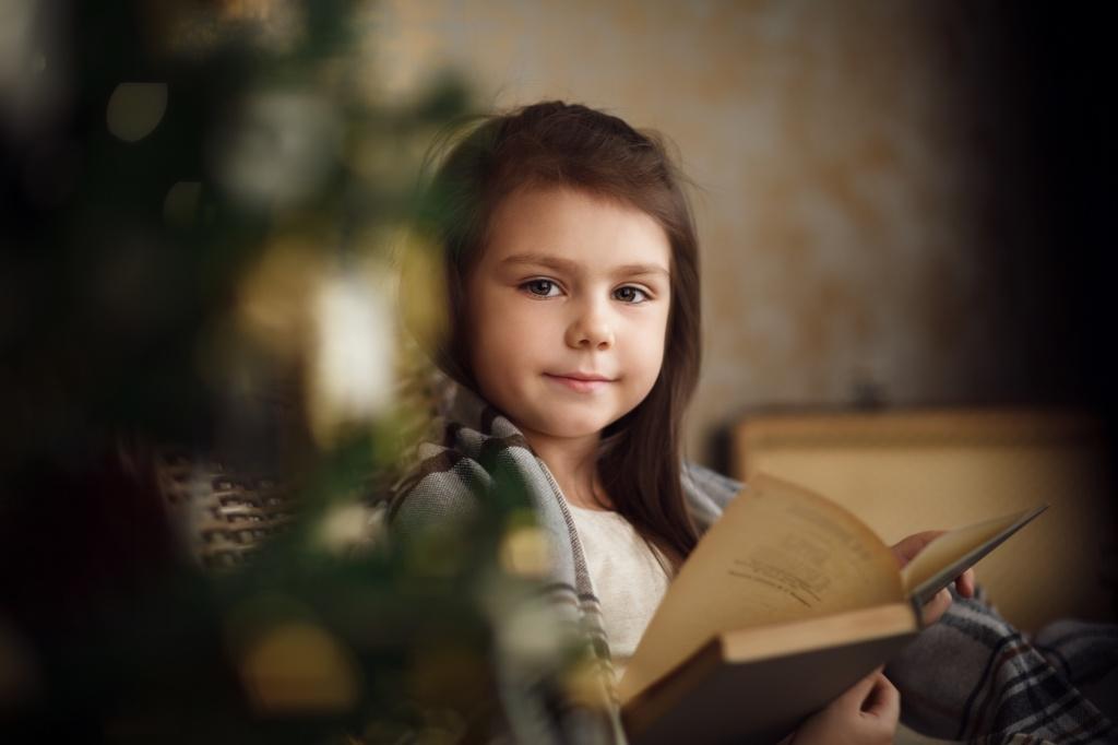Якою мовою читати книжки дошкільникам?