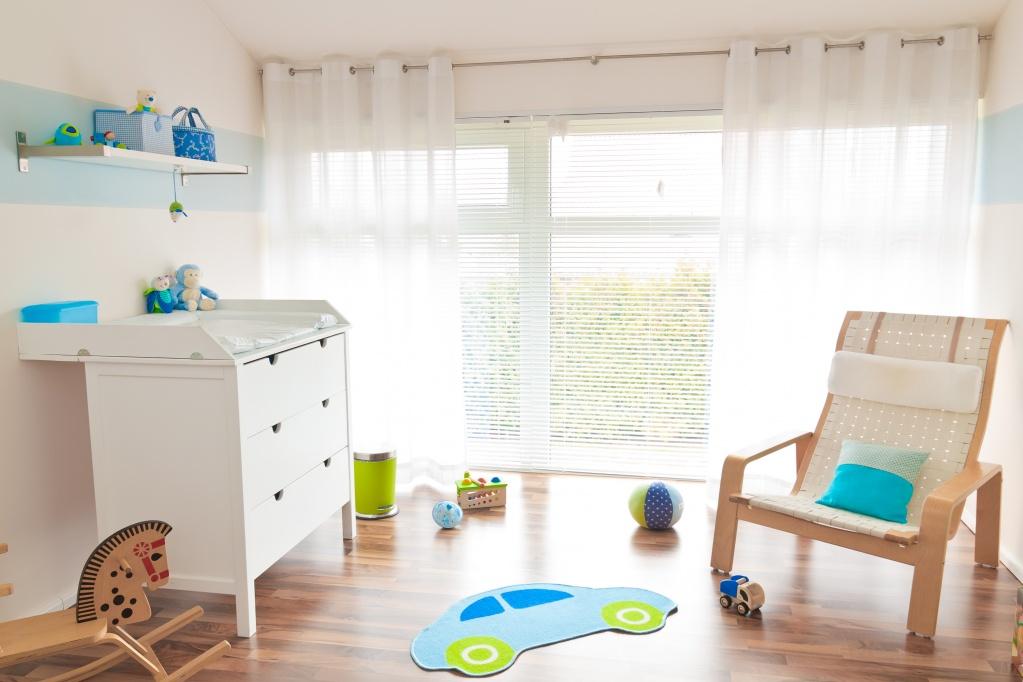 Организация комнаты дошкольника: от 4 до 6 лет