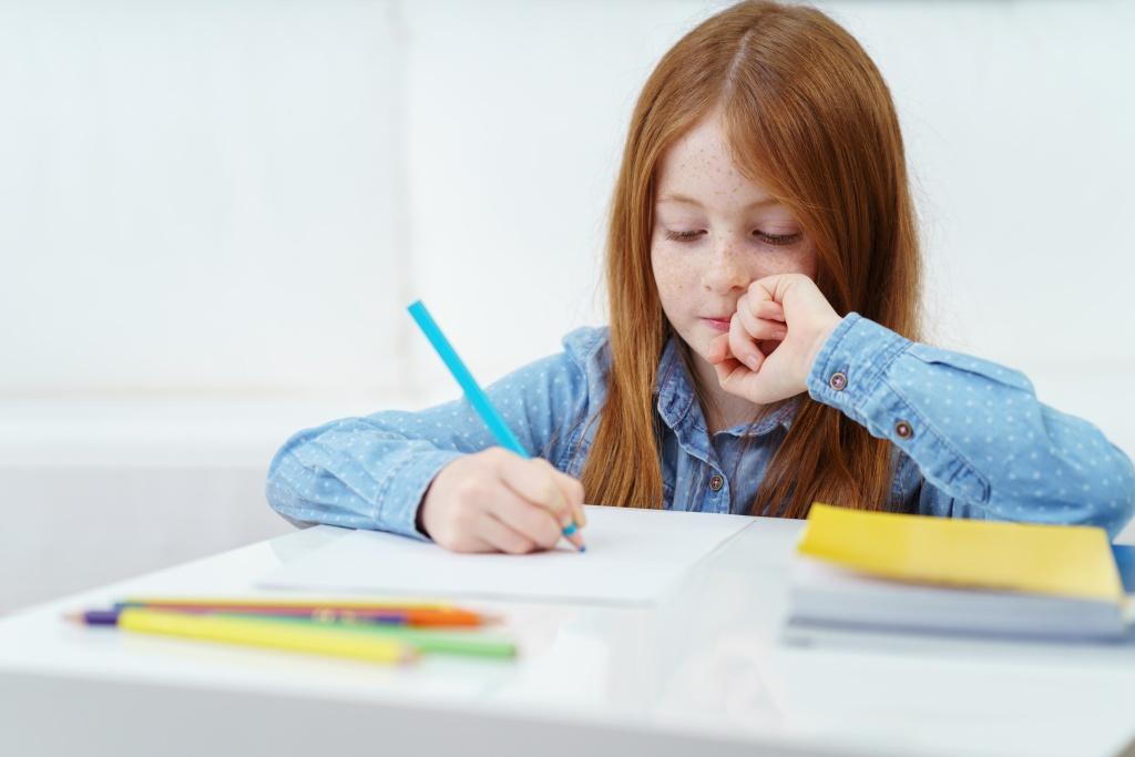 Готуй сани влітку: тренуємо руку для письма