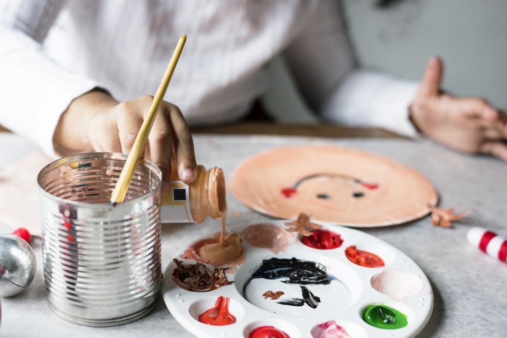Дитина й мистецтво: Перше знайомство