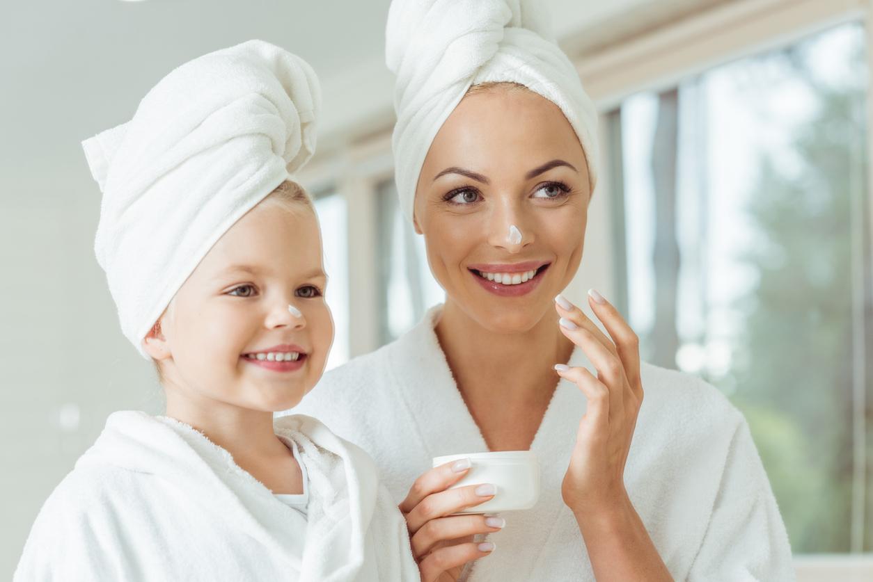 Зимовий догляд за шкірою мами та малюка