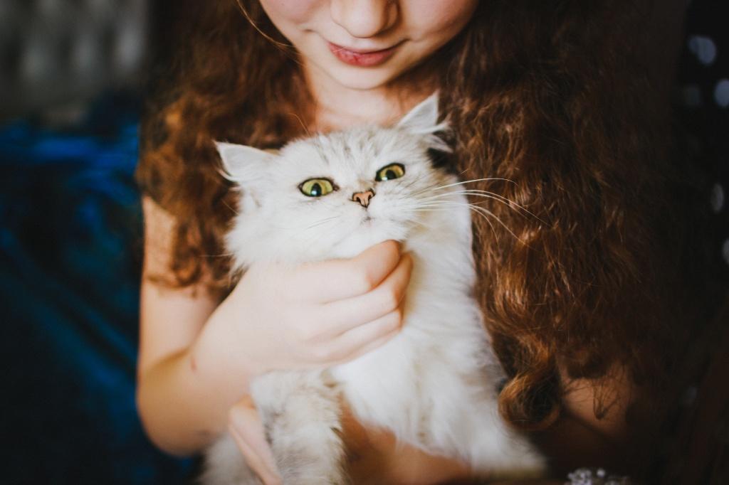Животные дома: заботы мамы или радость детей?