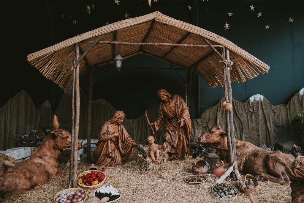 Таинство Рождества. Обряды и традиции