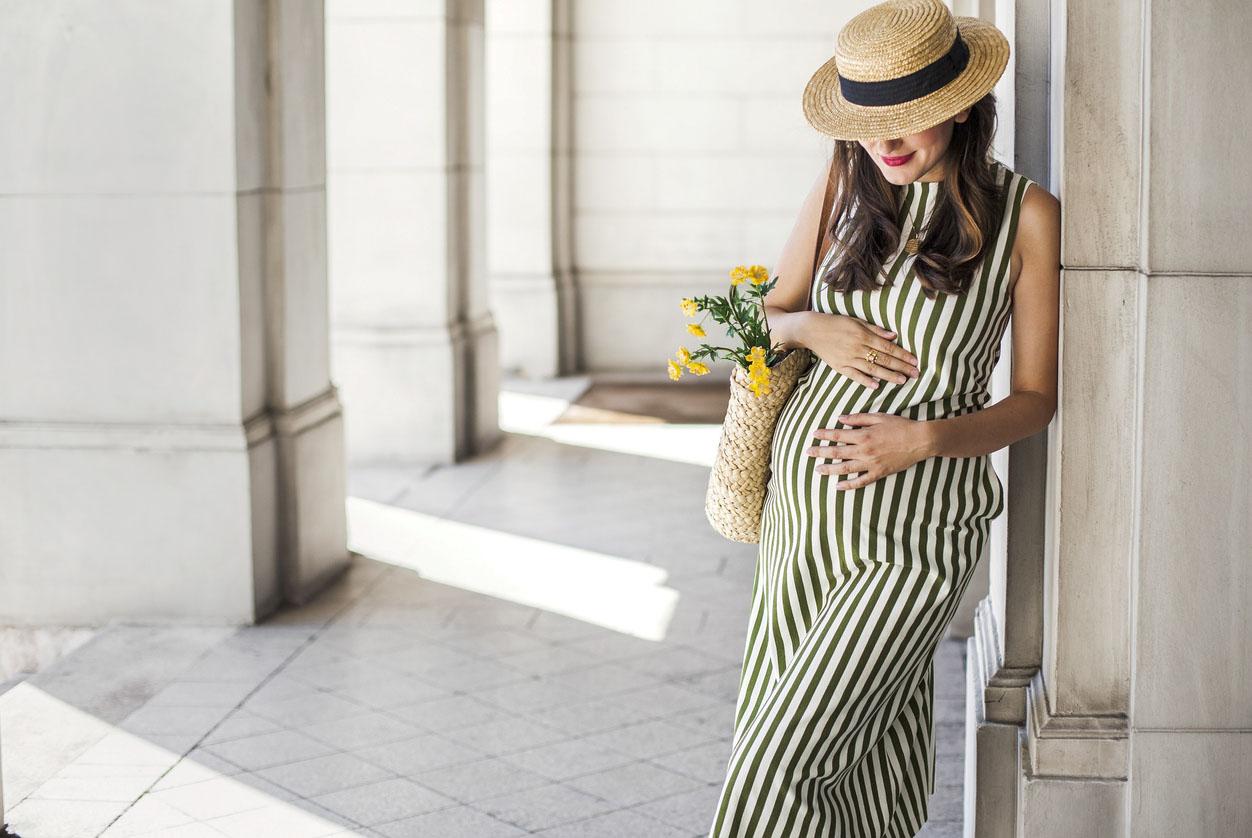 Беременность летом, или как будущей маме пережить жару