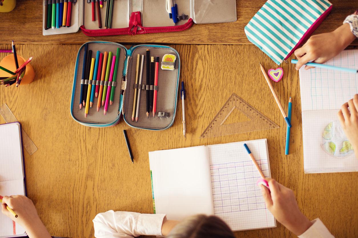 Чек-лист перед школой: что купить и как подготовиться