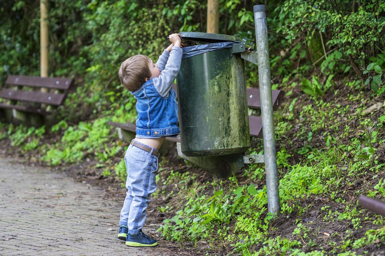 Корисні екозвички: привчаємо дитину бути відповідальною до середовища