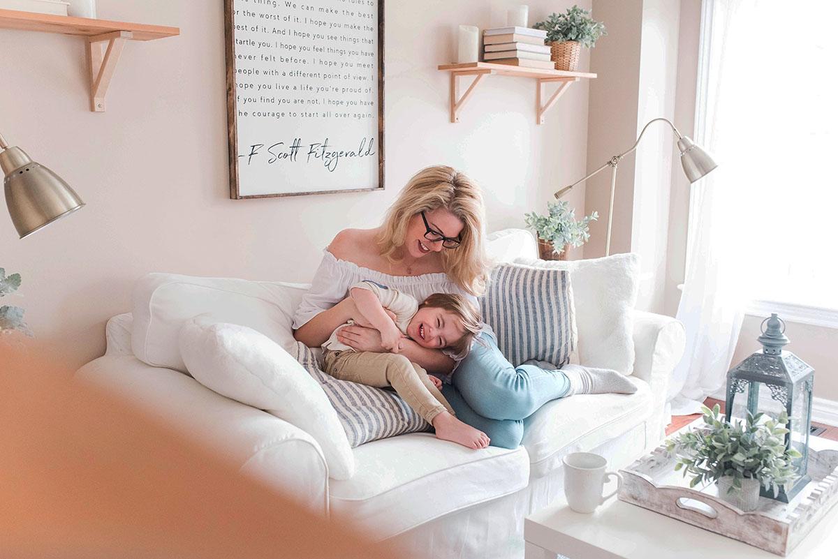 Фриланс в декрете: совмещаем работу и радость материнства