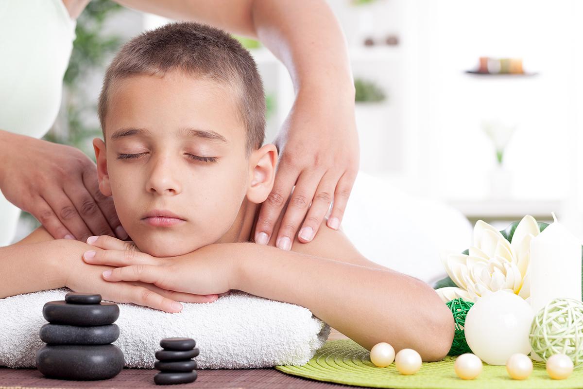 Какие спа-процедуры можно делать детям