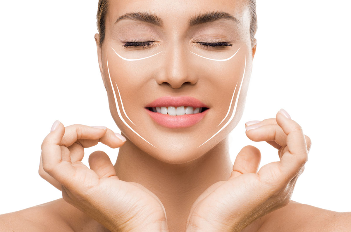 Экспресс-массаж лица для пробуждения кожи