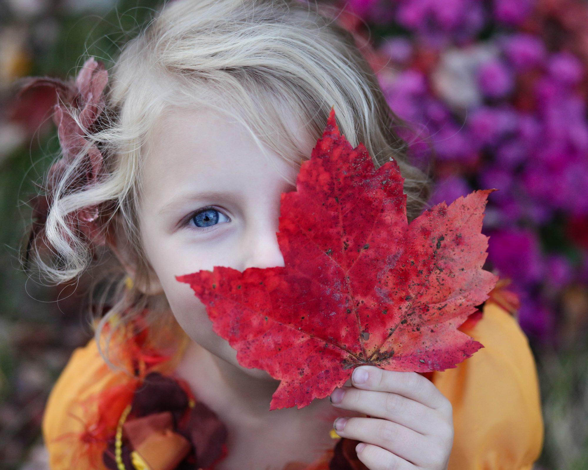 Осенняя депрессия у ребенка. Погода ничего не решает