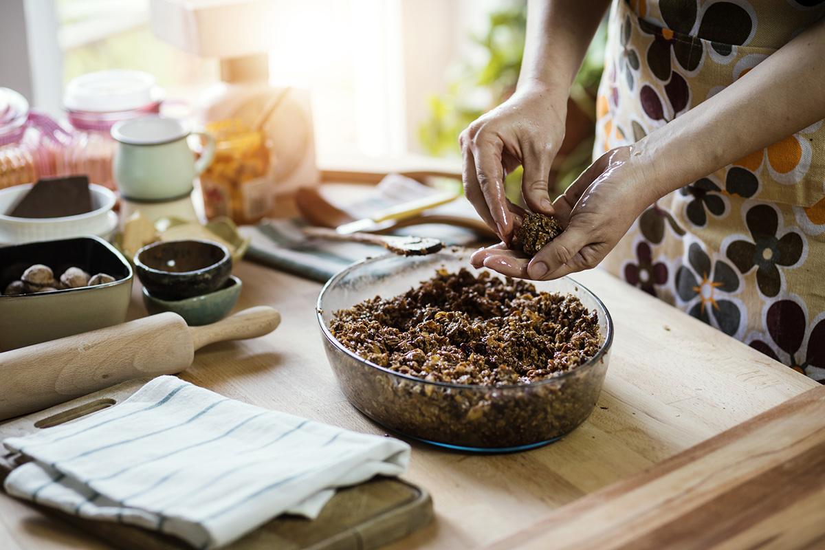 Быстрые низкокалорийные десерты: балуем себя и гостей