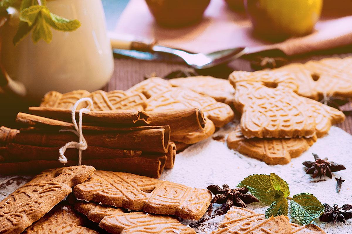 Лучшие рецепты праздничного печенья