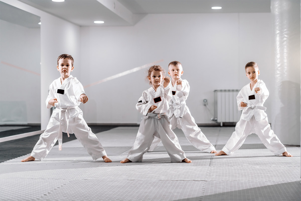 7 лучших детских секций, кружков, занятий