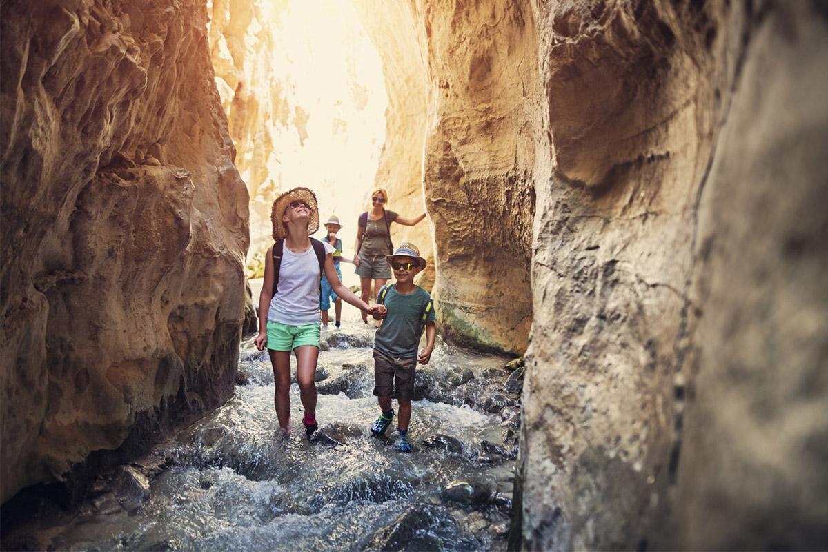 ТОП-5 стран для путешествий с ребенком