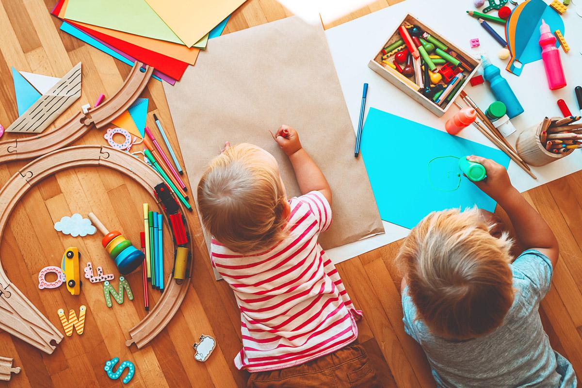 Как научить ребенка мыслить креативно