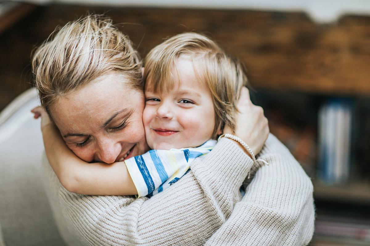 Сила маминих обіймашок