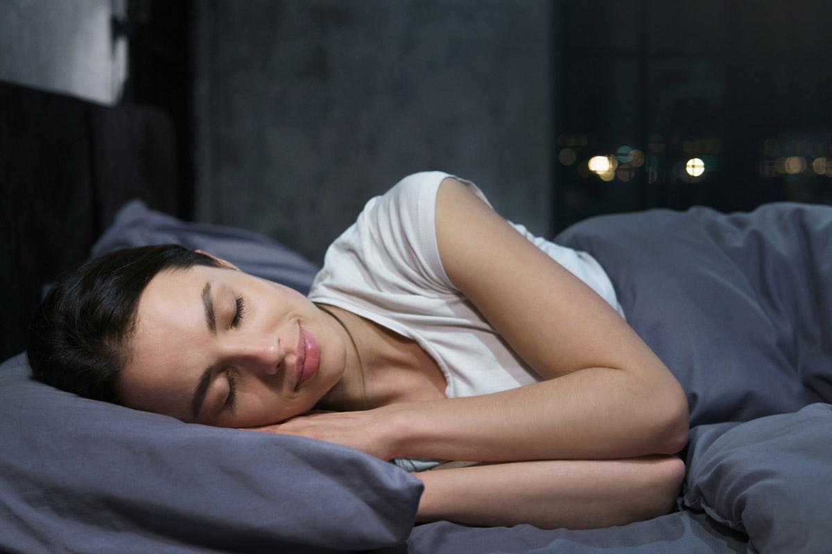 Достаточно и качественно спать