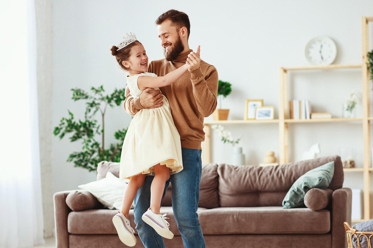 Влияние отца на дочь