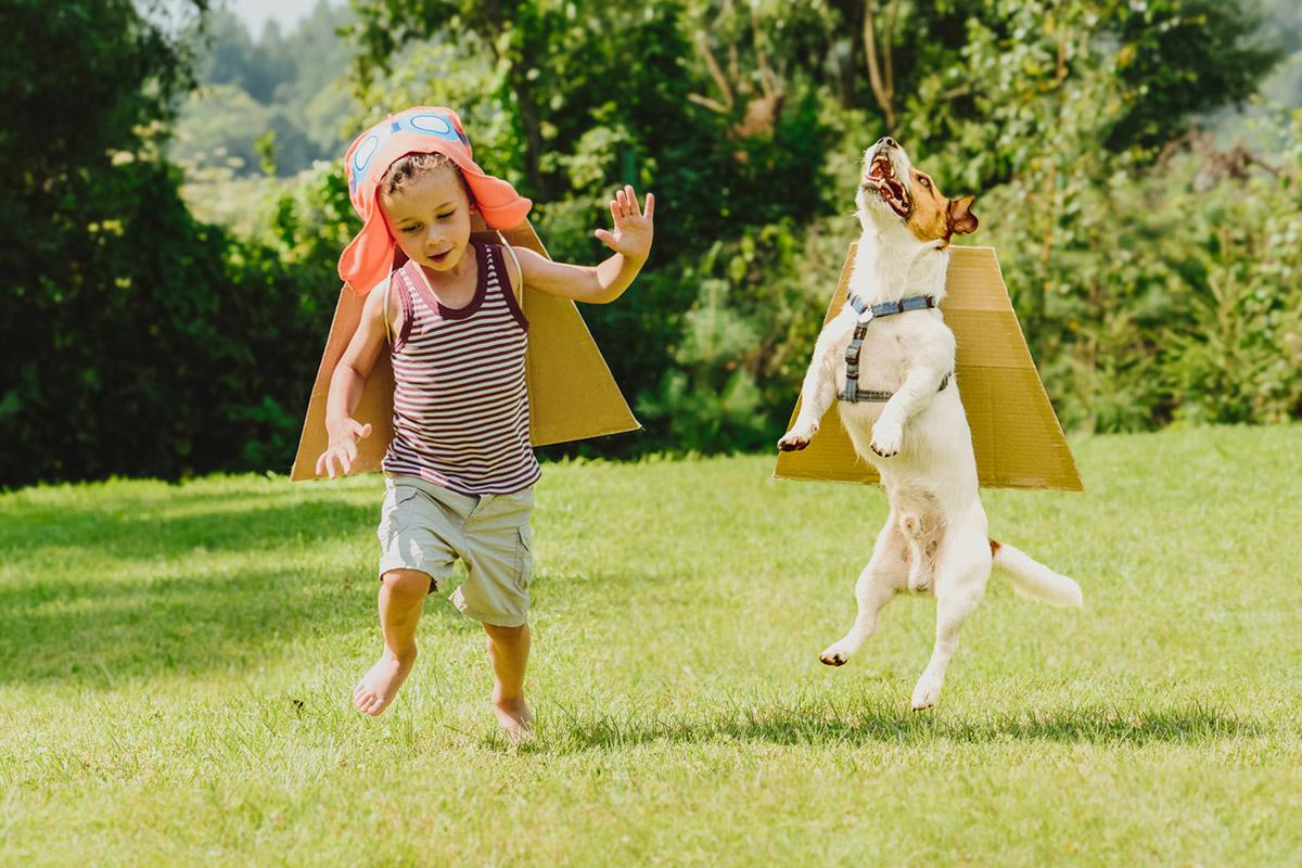 Чем заняться на свежем воздухе с ребенком