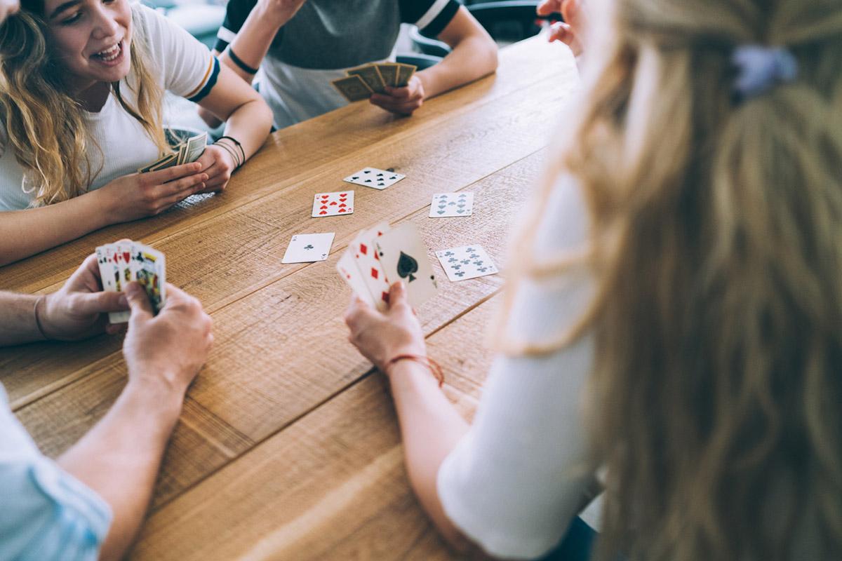 Игры для подростков и взрослых