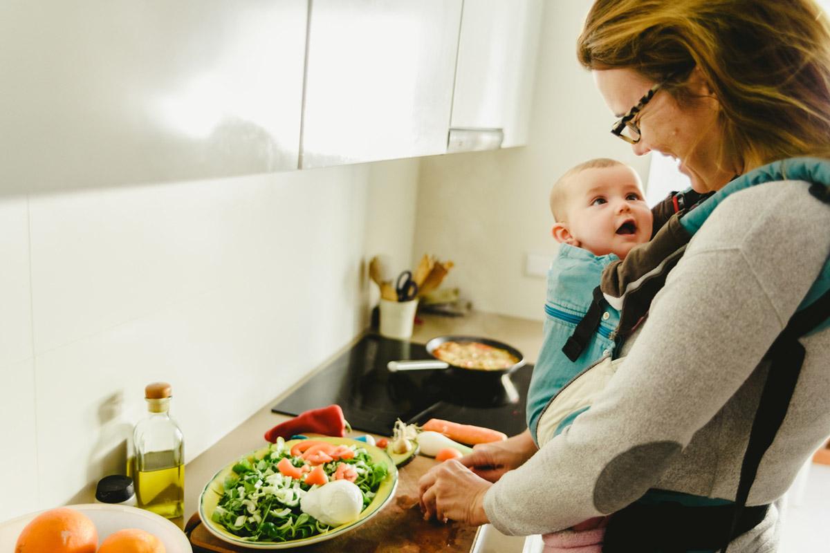 итание кормящей мамы: на что обратить внимание